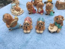 Pendelfin Ornaments