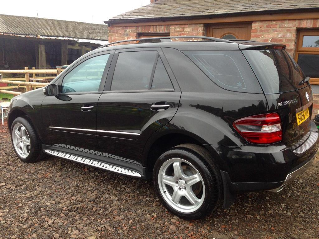 Mercedes ml320 cdi sport amg w164 4matic in nottingham for Mercedes benz ml320 cdi