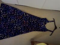 Moon and stars dress size 10.......great for a festival/summer