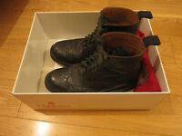 Grenson FRED Boots Size UK6 RRP £229