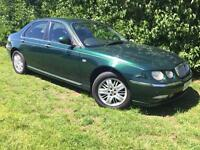 2003 ROVER 75 - OVER 1 YEARS MOT - SUPERB EXAMPLE - NICE DRIVE