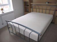 ERGO FLEX memory foam double mattress