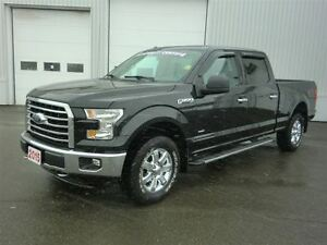 2015 Ford F-150 XLT-XTR-ECOBOOST