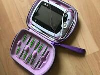 LeapPad with 6 Games and Accessories