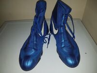 Nike Machomai boxing boots (used) good condition