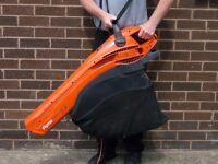 Garden Vac - Leaf blower/collector