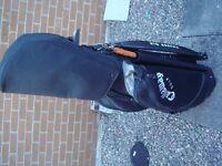 CALLAWAY BIG BERTHA GOLF BAG