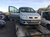 2000 RENAULT SCENIC ALIZE 16V (AUTOMATIC PETROL)