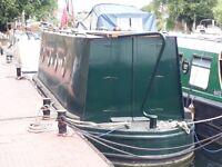Narrowboat project
