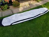 Dakine padded longboard bag