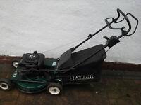 Hayter Hunter 54 Autodrive Self Propelled Petrol Lawnmower... SERVICED