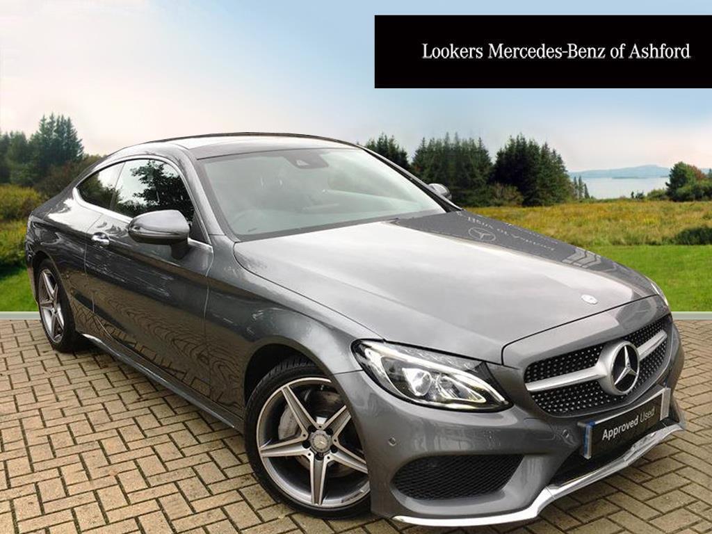 Mercedes-Benz C Class C 250 D AMG LINE PREMIUM PLUS (grey) 2016-04-13
