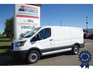 2016 Ford Transit Cargo Van RWD, Cruise Control, A/C, 8,187 KMs