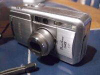 CANNON POWERSHOT S45 CAMERA WITH MEMORY CARD