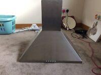Stainless steel chimney cooker hood