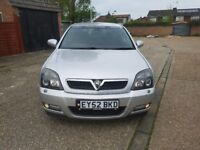 2002 Vauxhall Vectra SRI 2.2 Diesel Sport