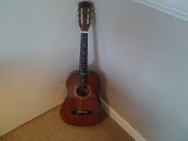 Acoustic guitar, Hokada model 2920,