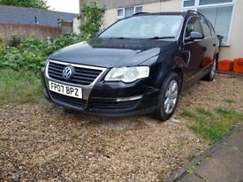 Selling Volkswagen Passat 1.9 TDI Estate