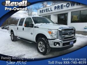 2015 Ford F-250 XLT 4WD  *6.7 Diesel, Htd pSeats, Liner, Alloys