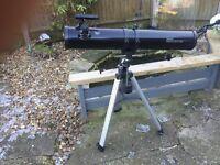 celestron telescope 114eq for sale