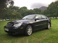 Chrysler Sebring 2008, Diesel, 116k miles, Manual. 2.0l Turbo CRD Volkswagen Engine