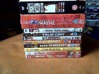 JOHN WAYNE DVD WESTERN COLLECTION.