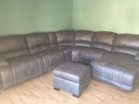 ** HARVEYS CORNER COUCH **