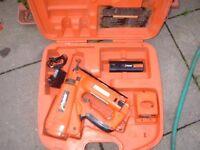 paslode im250 second fix nail gun