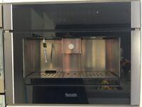 Baumatic coffee machine BEC455TS
