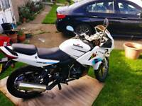 Lexmoto 125cc 1 years MOT