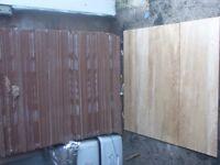 wood affect tiles