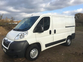 CITROEN RELAY 2.2 TDCI 2013 - EURO 5 - 1 OWNER WITH FSH - FULLY LOADED - AIR-CON - IMMACULATE NO VAT