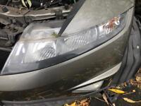 2007 HONDA CIVIC MK8 PASSENGER HEADLIGHT BREAKING SPARES PARTS CHELMSFORD ESSEX LONDON RETTENDON