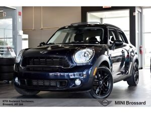 2014 MINI Countryman Cooper S LIQUIDATION + 0.90% + AWD + 112$/2