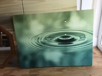 Water Droplet Wall Art