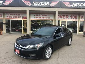 2013 Honda Accord EX-L AUT0 LEATHER SUNROOF 112K