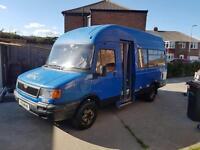 2001 ldv minibus/camper/motor home conversion