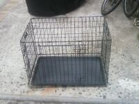 Dog, cat, rabbit travelling cage