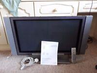 Hitachi 42 inch Plasma Screen TV