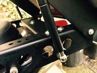 Honda sh125 tilting rear carrier /rack