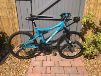 Btwin Rock rider 529 FS full suspension as new