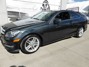 2013 Mercedes-Benz C-Class C 250 Sports Coupe Panoramic roof