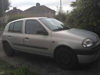 Renault Clio Grande silver 1.2 petrol - Knowle, Bristol