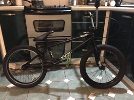 BMX bike originally supplied by halfords