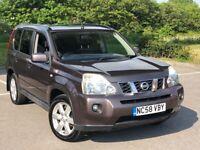 2009 Nissan X-trail Sport 2.0 Dci, 4x4, 93000 Miles, NEW MOT, full Service History,
