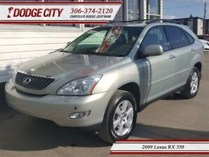2009 Lexus RX 350 | 4x4 | PST PAID - Heated Leather, Sunroof