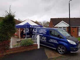 KS Smart repairs - Car bodywork/alloy wheel repair at your home or place of work