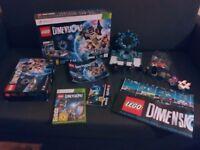LEGO Dimensions XBOX 360 Huge Bundle Very Cheap Bargain