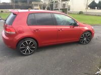 LOW MILAGE! Volkswagen Mk6 golf match final edition!