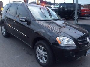 2007 Mercedes-ML 350- CERTIFIED--EASY APPROVALS- LOW PAYMENTS